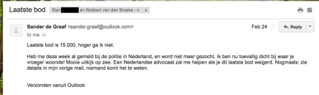 """Sander de Graaf"" aka Stan"