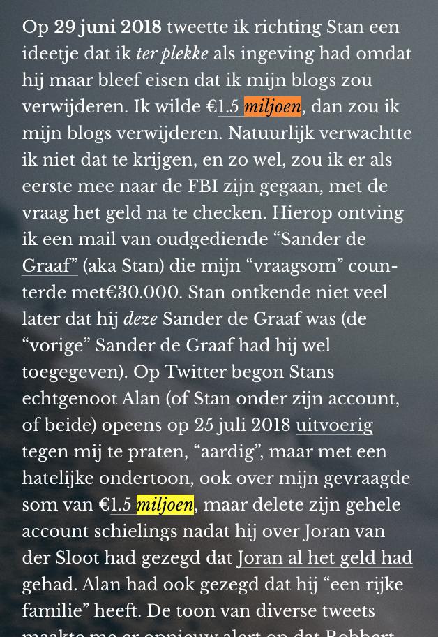 Achter de schermen bij Robbert van den Broeke, deel IV, augustus 2018