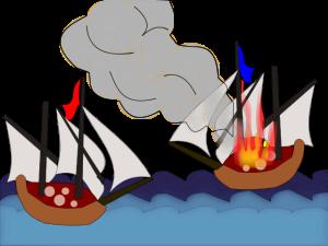 Zeeslag